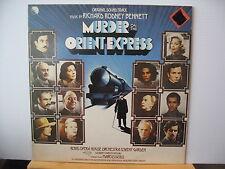 MURDER ON THE ORIENT EXPRESS Original Soundtrack EMI VINYL LP Free UK Post