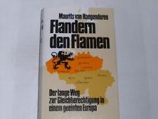 Haegendoren, Maurits van:Flandern den Flamen : der lange Weg zur Gleichberechtig