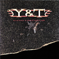 Y&T-CONTAGIOUS-JAPAN CD Ltd/Ed B63