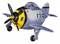 Hasegawa egg airplane United States Army P-47 Thunderbolt non-scale plastic