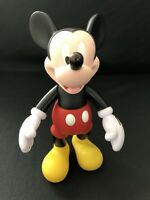 "Mickey Mouse 7"" Articulated Vinyl Figure Toy Disney World Parks 3+"