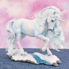 Pure Spirit Figurine Majestic Magical White Unicorn Ornament 24cm Nemesis Now