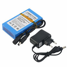 BATTERIE RECHARGEABLE 12V Li-ion 4000mAh + CHARGEUR BATTERY ACCU LITHIUM PLUG EU