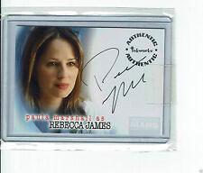 M Uncertified Original Autographed TV Memorabilia