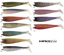 Promo: Leurre Madness Mad Shad 130 par 2 red gold