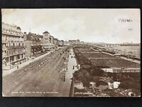 RP Vintage Postcard - Sussex #A20 - Birds Eye View Of Hove & Brighton - 1917