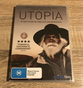 Utopia (DVD) Region 4