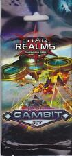 Star Realms Gambit Booster Set Pack Card Game White Wizard Games