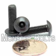 "#10-32 x 5/8"" - QTY 10 - SECURITY SCREWS Button Head Pin In Socket / Hex Bolts"