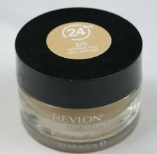 New Revlon Colorstay Whipped Creme Makeup Foundation-370 Natural Tan