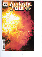Fantastic Four #9 Sienkiewicz 1:25 Variant