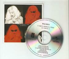 "MADONNA ""I DON'T SEARCH I FIND"" EP REMIXES PART 2 NEW 8 REMIX UNIVERSAL CD PROMO"