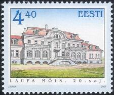 Estonia 2001 Laupa Manor/Architecture/Buildings/Heritage/History 1v (ee1136)