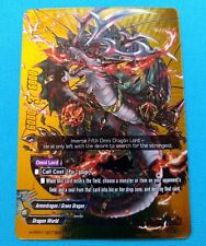 BuddyFight 1 x INV Fifth Omni Dragon Lord, Crazed Tenbu H-PP01/0073 (BR)