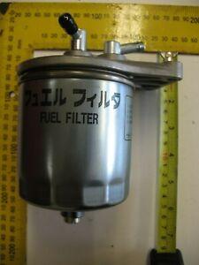 Kubota Fuel Diesel filter and Housing Isuzu Yanmar Hatz Kohler Mitsubishi