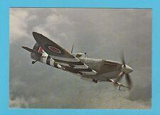 AEROPLANES -  AFTER THE BATTLE POSTCARD  -  SPITFIRE  AEROPLANE  -  CARD  P 102