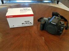 Canon EOS Elan 7N/7NE 35mm SLR Film Camera Body Only