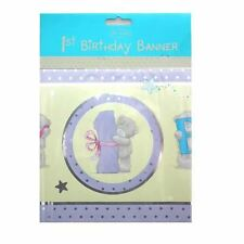 Me to You Tatty Teddy - Happy 1st Birthday Banner Party