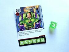 Dc dice masters world's finest-lex luthor, ex-taulard #137