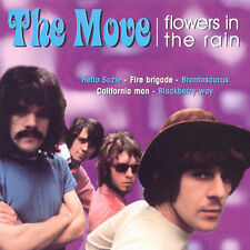 Flowers in the Rain by The Move (CD, 2001, Disky) Roy Wood LIKE NEW / FREE S&H