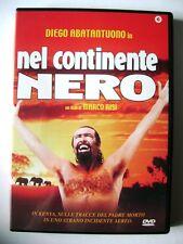 Dvd Nel Continente Nero con Diego Abatantuono 1993 Usato