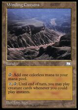 CANYON SERPEGGIANTI - WINDING CANYONS Magic WTH Mint