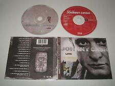 JOHNNY CASH/LOVE(COLUMBIA/489642 2)CD ALBUM