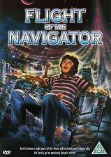 FLIGHT OF THE NAVIGATOR Veronica Cartwright, Sarah Jessica Parker, NEW UK R2 DVD