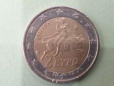 Pièce 2 euros € : 2€ grece 2002