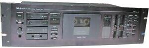 Nakamichi MR-1 Professional 3 head Cassette Deck XLR fully serviced.