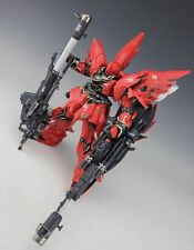 RG HG 1/144 MSN-06S Sinanju Set Bazooka Weapon Get Bonus Gun Chain 2 GUNS