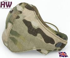 AIRSOFT CAMO MULTICAM MTP MC CORDURA HALF FACE MASK AEG UK DELIVERY