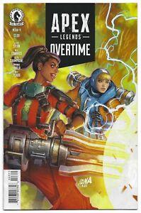 Apex Legends Overtime #3 2021 Unread David Nakayama Cover Dark Horse Comic Book