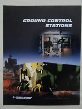 2007 GENERAL ATOMICS AERONAUTICAL DRONE GROUND CONTROL STATIONS PORTABLE PGCS