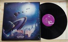 SUN RA Cosmos LP Record ORIGINAL 1977 USA Fist Press PURPLE LABEL Unplayed Rare