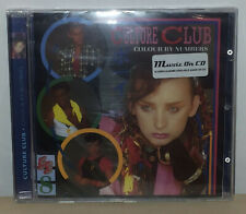 CULTURE CLUB - COLOUR BY NUMBERS + 5 BONUS - MUSIC ON CD - CD
