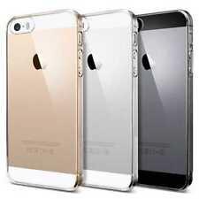 Funda de Silicona Translucida Tpu Para iPhone 5 / 5s Carcasa Cover Case Protecci