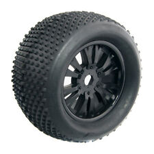 Rubber Tires With Wheel Sets T810016 140mm 4P Fit RC HSP 1:8 Monster Truck