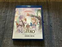 Re:ZERO Starting Life in Another World: Season One - Part Two (Funimation 2018)