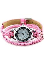 IEKE Bracelet Charm Quartz Woman Candy Wrist Watch P O9E3