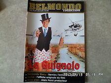 FASCICULE BELMONDO COLLECTION N° 9 LE GUIGNOLO  H5