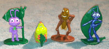 1998 Cereal Premium Toys - A BUG'S LIFE - COMPLETE SET OF 4  cake toppers