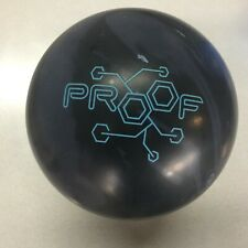Track Proof Solid Bowling Ball  15 lb   NEW IN BOX!     #193