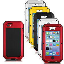New Waterproof Aluminium Case Cover Gorilla Metal Cover For iPhone 5 5S 4 4S