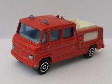 Majorette France. Mercedes 508 D pompiers Echelle  1/70