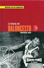 La Historia del Baloncesto (Historia de los Deportes) (Spanish Edition) Suen, A