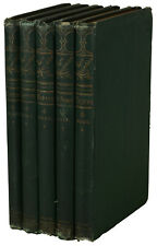 Les Miserables ~ VICTOR HUGO ~ First US Edition ~ 1st 1862 ~ 5 Volumes Carleton