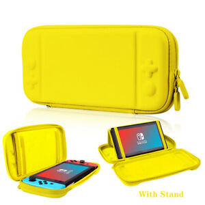 For Nintendo Switch Console Case & Stand Protection Travel Carrying Pouch Bag