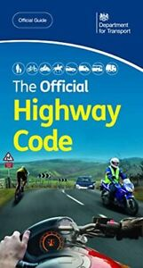 The Official HIGHWAY Code 2021 DVSA Paperback Latest Edition For Theory Test UK