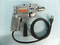 """ORIG. VINTAGE~POWER HOUSE #70148A~3/8""""~3AMP~1000RPM~DRILL~McGRAW-EDISON Co~*USA*"""